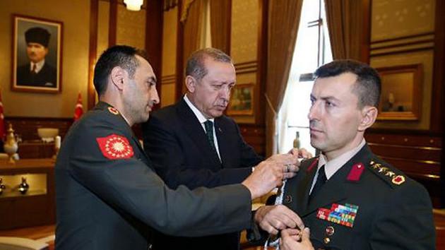 Erdoğan'a suikast planı muhafız alayında hazırlandı!