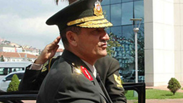 2. Ordu Komutanlığı'na Korg. İsmail Metin atandı