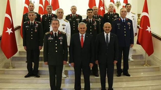 Yüksek Askeri Şura 5 saat sürdü! Ankara'da yoğun trafik