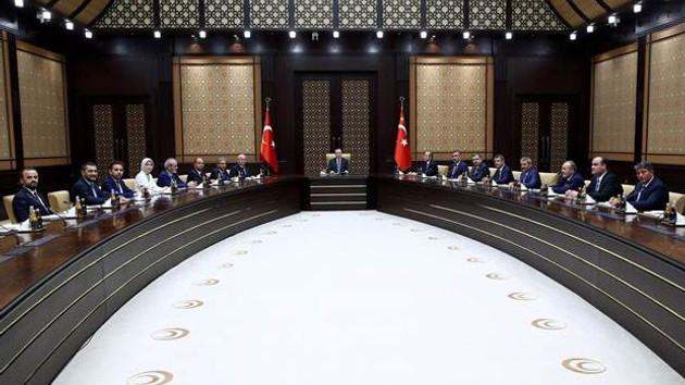 Son dakika haberi: Erdoğan: Genelkurmay Başkanlığı Cumhurbaşkanlığı'na bağlansın