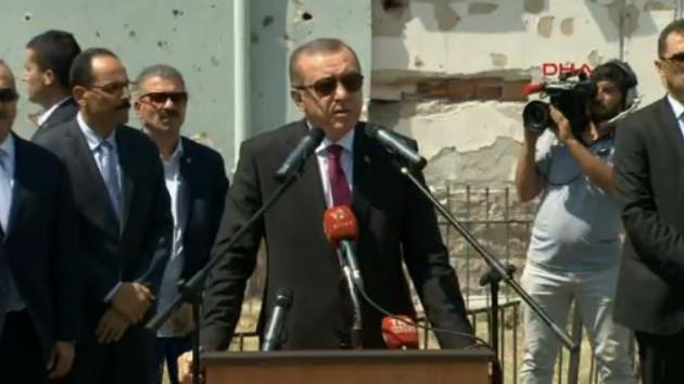 Erdoğan'dan Darbecilere müttefikimiz diyen ABD'li komutana: Sen kimsin?