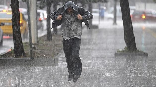 Meteorolojiden İstanbul ve Ankara'ya yağış uyarısı