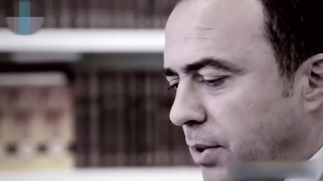 Arif Erdem Gülen'in şiiri için klip çekmiş -VİDEO