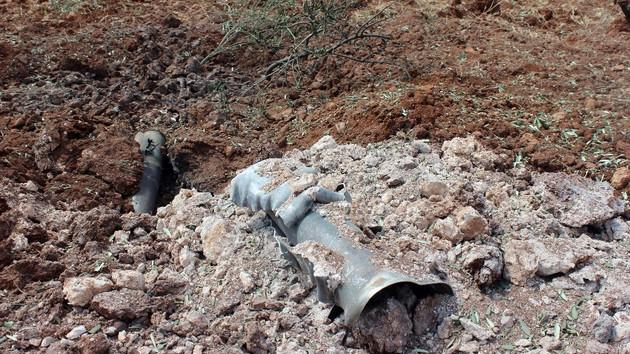 Kilis'i yine roketle vurdular: Yaralılar var