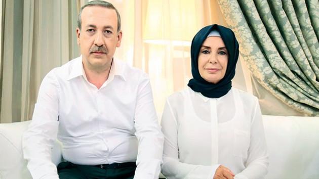 İşte sinemada göreceğimiz Erdoğan çifti!