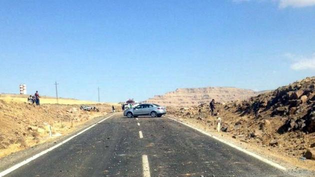 Son Dakika: Mardin Derik'te hain saldırı: 3 şehit
