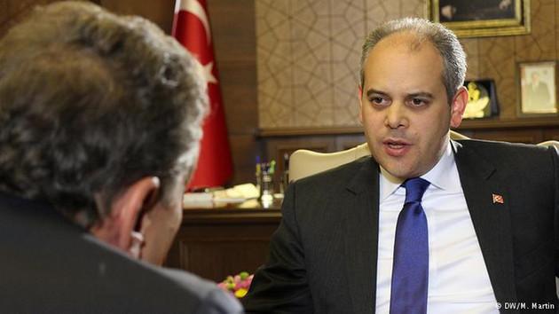 Alman yayın kuruluşu DW, Türkiye Gençlik ve Spor Bakanlığına dava açtı