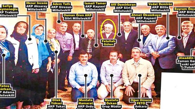 Hükümetten Gülen'le görüşen AKP'liler için ilk yorum!