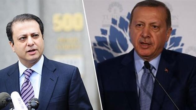 Bharara'dan Erdoğan'a yanıt: Gülen adını hiç duymamıştım, Google'dan baktım