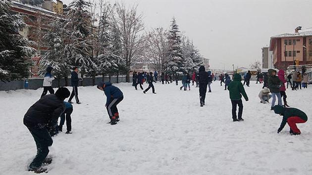 Son dakika: İstanbul'da yarın okullar tatil mi?