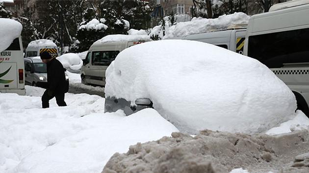İstanbul'da yarın okullar tatil mi? Kar yağışı sürecek mi?