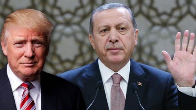 Trump yönetiminden son dakika Erdoğan açıklaması