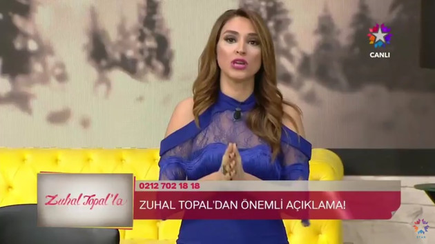 Son dakika haberleri: Zuhal Topal canlı yayında patladı.. Baha'nın suçlamaları için ne dedi?