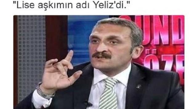 Meclis'teki Yeliz vakası Twitter'da gündemi sarstı