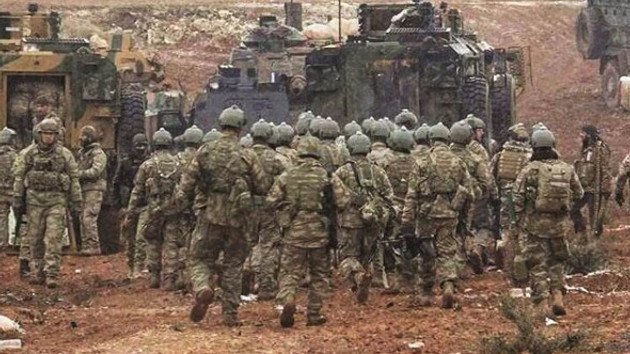 El Bab'da hain saldırı: 5 asker şehit 9 asker yaralandı