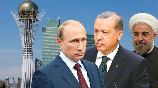 Astana'daki görüşmelere ilişkin flaş gelişme!