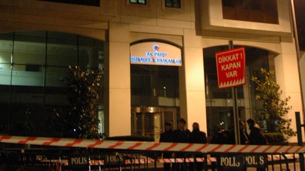 AK Parti'den saldırılarla ilgili ilk açıklama