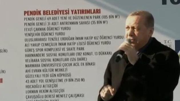 Erdoğan'dan referandum kararına ilk yorum