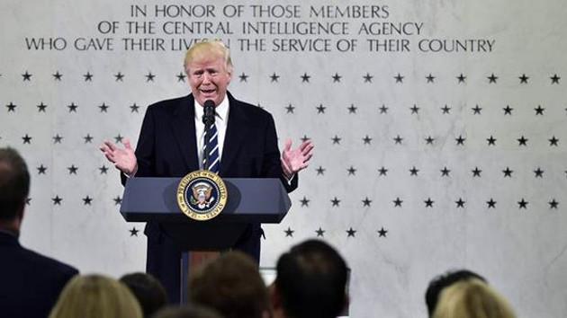 Trump medyaya çok sert çıkıştı: Onlar yeryüzündeki en haysiyetsiz şeyler