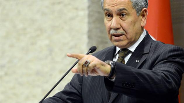 Arınç, Erdoğan'dan özür dileyip, helallik istemiş