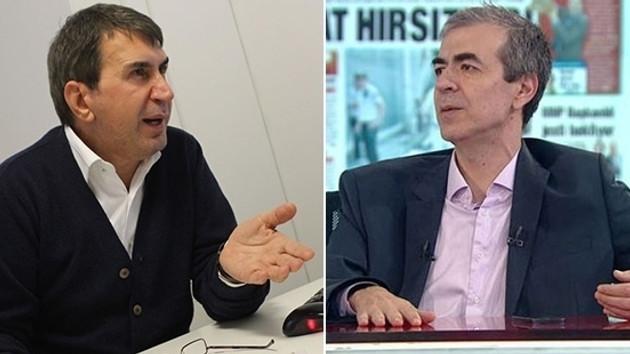 AKP'li Ünal'dan Cemil Barlas ve Fuat Uğur'a hamam böceği benzetmesi!
