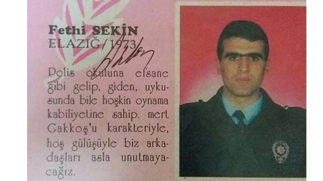 İzmir'de saldırıyı engellerken şehit olan polis: Fethi Sekin kimdir?