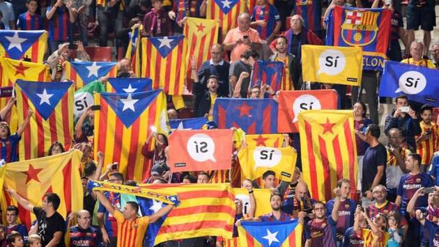 Barcelona futbol kulübü bağımsızlık kararını destekliyor mu?