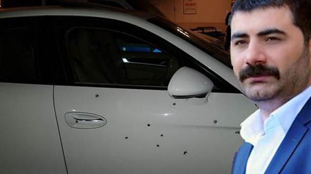 Türkücü Gökhan Doğanay'a silahlı saldırı