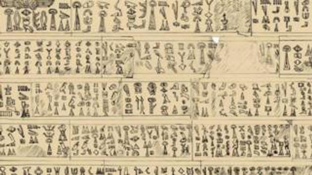 Afyonkarahisar'da bulunan yazıt 3 bin 200 yıllık sırrı çözdü