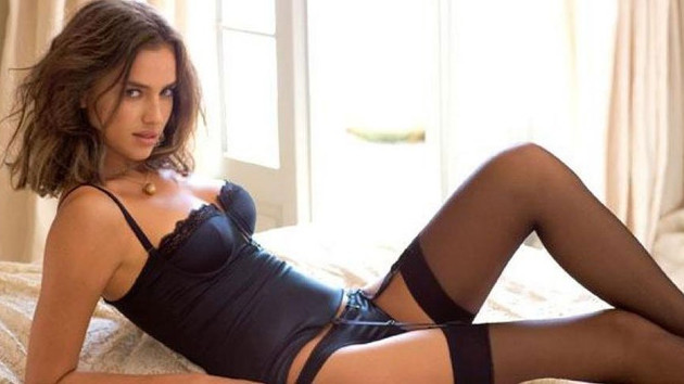 Irina Shayk Kadınlığımın zirvesindeyim