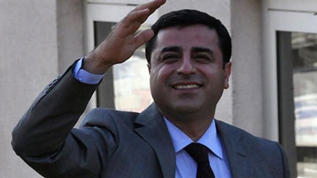 Selahattin Demirtaş'a Ahmet Kaya Ödülü