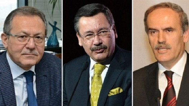 3 belediye başkanı Erdoğan'ın talebine rağmen istifa etmeyecek