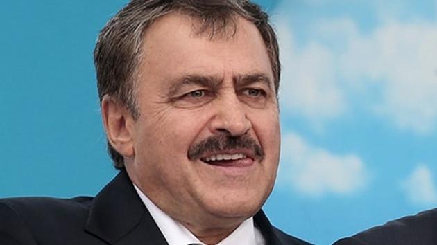 Veysel Eroğlu: CHP, İstanbul'daki tüm ağaçları kurutmuştu!
