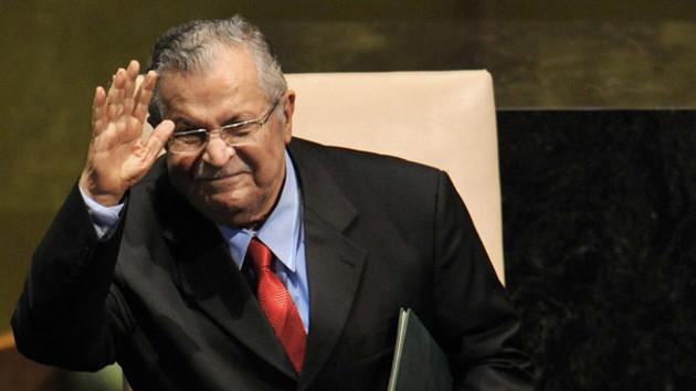 Son dakika! Celal Talabani hayatını kaybetti!