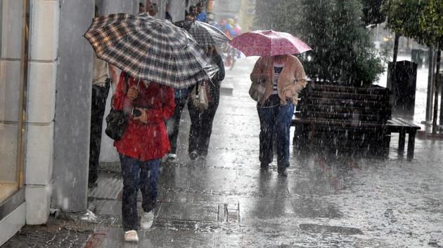 İstanbul'da pazar şoku: Sıcaklık 15 derece birden düştü
