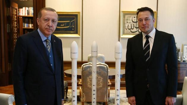 Erdoğan, Elon Musk ile görüşmesini ilk kez anlattı: Baktım heyecanlıydı...