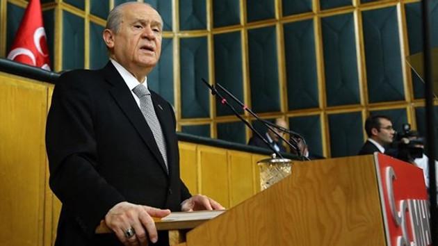 Bahçeli: CHP'nin Atatürk ismini anmaya ne yüzü ne hakkı kalmıştır