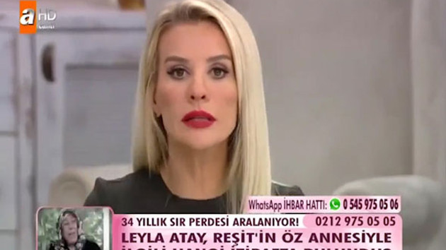 Adana doğumevinde skandallar zinciri Esra Erol'da ortaya çıktı