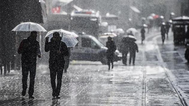 Meteoroloji'den flaş Kar yağışı ve fırtına uyarısı