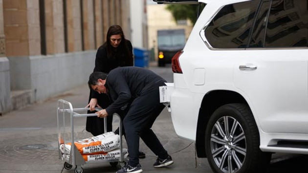 Hakan Şükür San Francisco'da böyle görüntülendi!