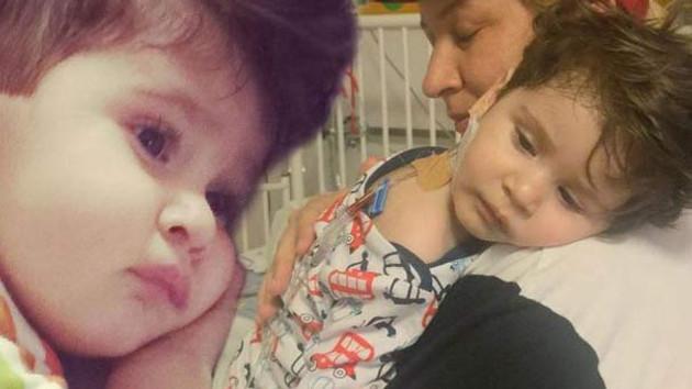 Günün en iyi haberi: Kartal bebeğe kalp bulundu