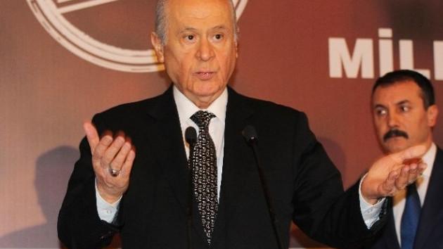 Devlet Bahçeli'den flaş Beşiktaş açıklaması: Bırakırım...