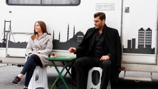 Şevkat Yerimdar'ın 25. bölümünde film teklifi