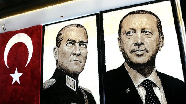 Erdoğan'ın 10 Kasım mesajında dikkat çeken detay: Tam 6 kez Gazi Mustafa Kemal dedi