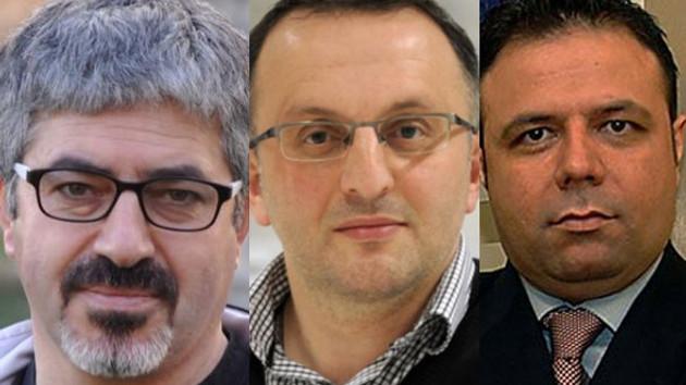 Son dakika: 3 yazar FETÖ'den tutuklandı
