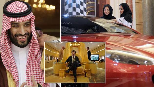 Suudi Arabistan'da dudak uçuklatan yolsuzluk rakamı!