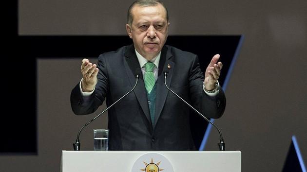 Erdoğan'dan Trump'a tepki: Sen çalarsın, sen oynarsın