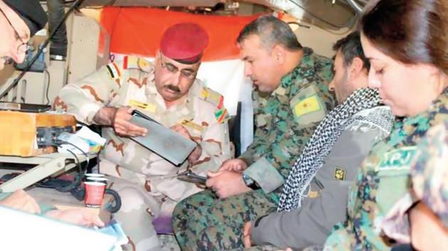 Irak Ordusu ve terör örgütü YPG anlaşma imzaladı