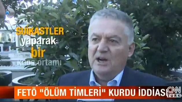 Eski Askeri Savcı Ahmet Zeki Üçok FETÖ'nün suikast yapacağı tarihi açıkladı