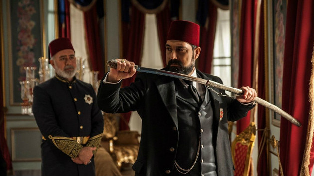 Payitaht Abdülhamid dizisi yapım şirketinden o sahneye açıklama